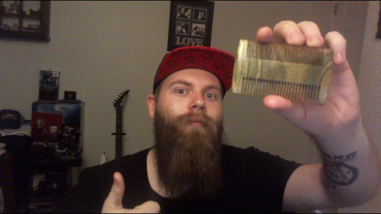 Product Review - Cremo: Beard Comb
