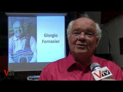 Giorgio Fornasier: Una vita scritta sul pentagramma