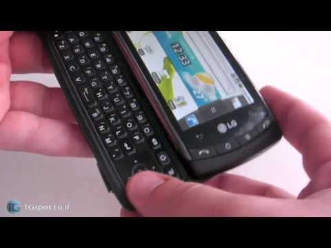 LG Aloha C710, LG Ally GSM