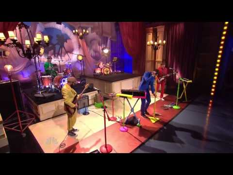 Ok Go - The Muppet Theme Song | Animal Drum Solo