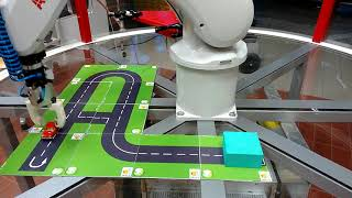 HTL Wels ABB-Programm Autofahren