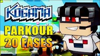 Kogama - Parkour 20 Fases