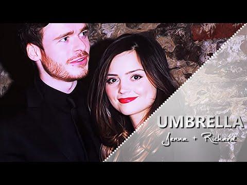 Richard Madden & Jenna Coleman | Umbrella