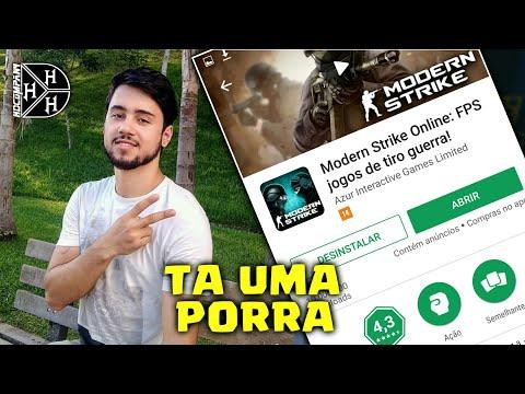 MODERN STRIKE ONLINE - ATUALIZAÇÃO 1.24.2 MINHA OPINIÃO SOBRE ELA NO MSO