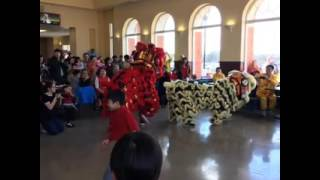 2017 Lunar New Year Celebration at Leesburg Corner Premium outlets