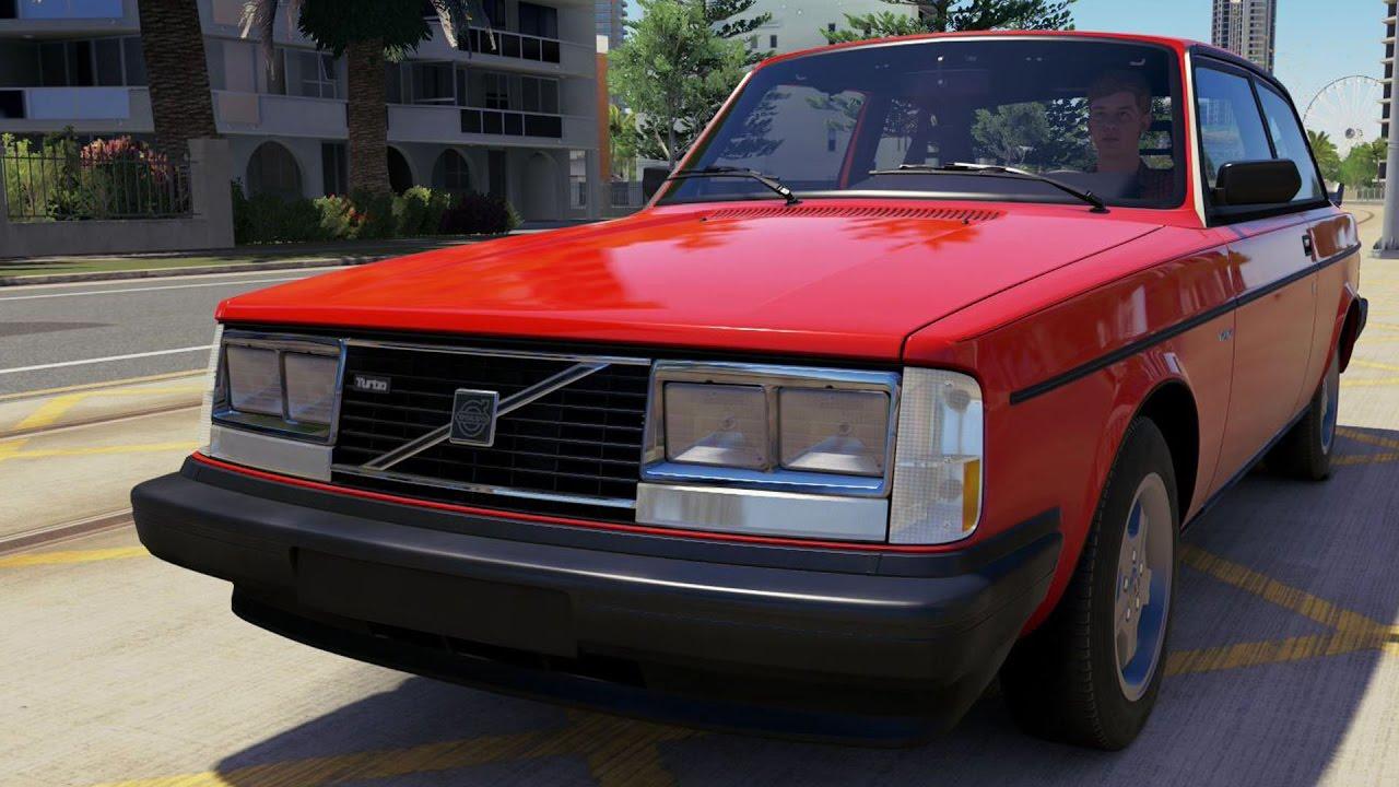 Volvo 242 Turbo Evolution 1983 Forza Horizon 3 Test Drive Free Roam Gameplay Hd 1080p60fps