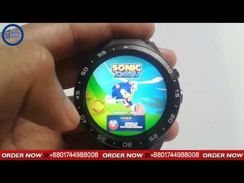 KingWear KW88 Android Smart Watch Bangla Review || By Mobile Bazaar