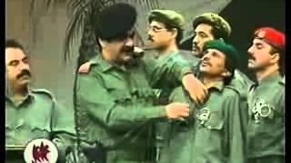 مسرحية صدام