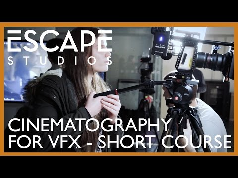 Cinematography for VFX - Short Course