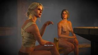 The Witcher 3 |  Ultimate Ciri mods comparison |  Body style | Hair color | Eye Color