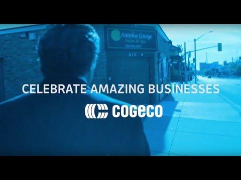 Amazing Businesses presented by Cogeco | Antoine Greige Salon & Spa