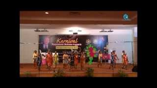 Action Song National Level 2013 SK Convent Sitiawan