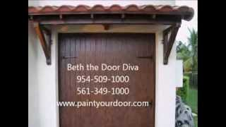 Wood Grain Garage Doors, Door Diva