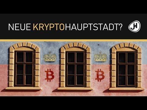 Liechtenstein neue Kryptohauptstadt? 3 krasse Beobachtungen!