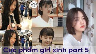 Cực Phẩm Girl Xinh Tiktok Trung Quốc  - Part 5 || Tik Tok China [斗音]❤️