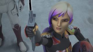 Звездные войны: Повстанцы / Star Wars Rebels - Новый трейлер 3 сезона