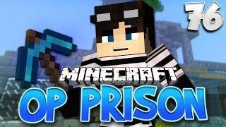 Minecraft OP Prison | Ep 76 | Forward Base Revealed!