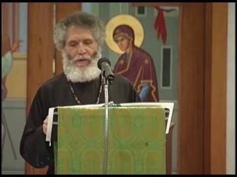 Fr. Bernstein Love and Salvation at St. Elijah