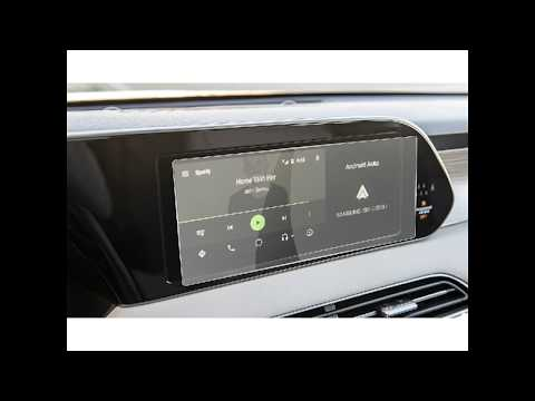 2020 Hyundai Palisade Navigation Display Screen Protector -Car Interior Parts Wholesale