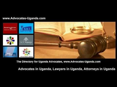 Advocates and Law Firms in Uganda