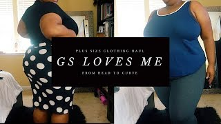 Plus Size Clothing Haul | GS Loves Me Basics