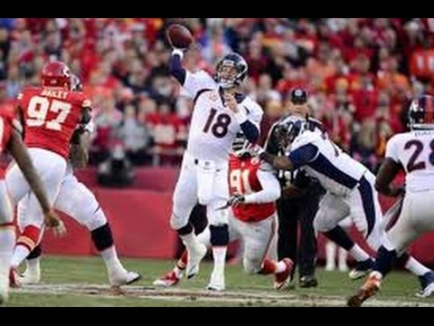 Broncos vs Chiefs Week 13 2013 Highlights
