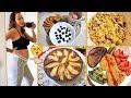 WHAT I EAT IN A DAY *PREGNANT* !!! +Vi mostro il PANCIONE !!! 👶💗 | Carlitadolce