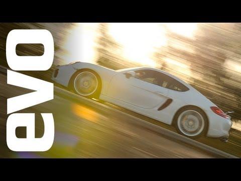 Porsche Cayman S 2013 review -- evo magazine