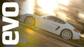 Porsche Cayman S 2013 | evo REVIEW