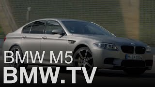 30 Jahre BMW M5. Modell mit 600 PS zum Geburtstag.