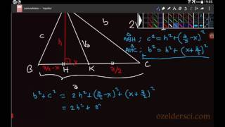 Kenarortay teoreminin ispatı Video