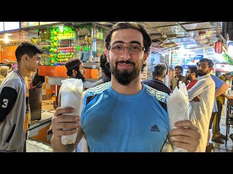 Syrian Guys Selling Shawarma In Islamabad | Syrian Shawarma in Islamabad Street Food | Shawarma