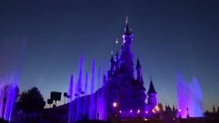 Disney Castle - Frozen - Let it Go