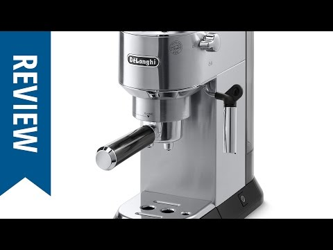 delonghi dedica coffee machine manual