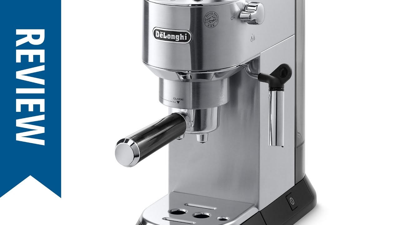 Delonghi Coffee Maker Thailand : Coming Soon: The DeLonghi Dedica Espresso Machine Doovi