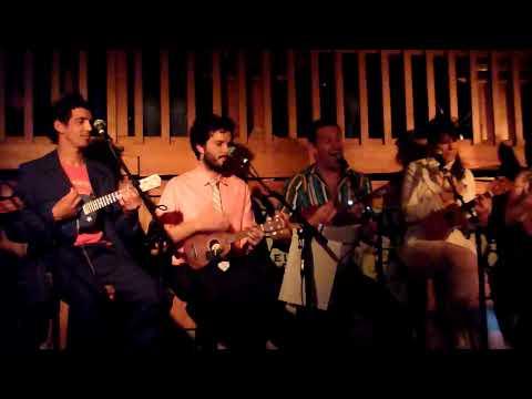Wellington International Ukulele Orchestra - It's A Living Thing