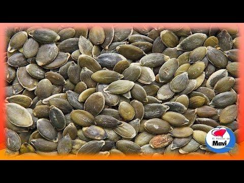 Beneficios y propiedades de las pepitas o semillas de calabaza para la salud