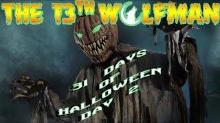 31 Days of Halloween Day 2