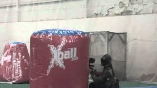 Paintball Highlights - Andrew Weber #69