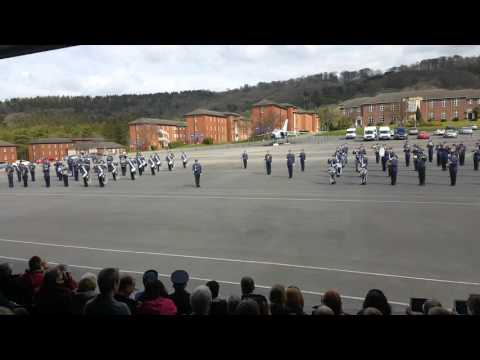 National Marching Band Easter Camp Performance