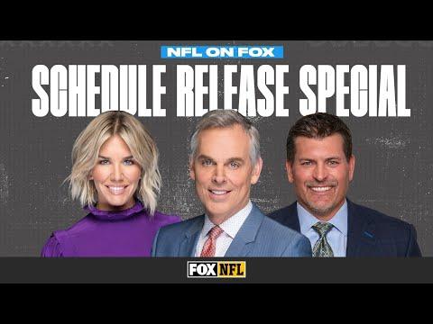 NFL On FOX 2020 Schedule Release Show | FOX NFL
