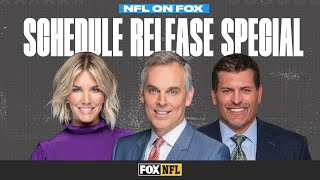 NFL on FOX 2020 Schedule Release Show | FOX NFL