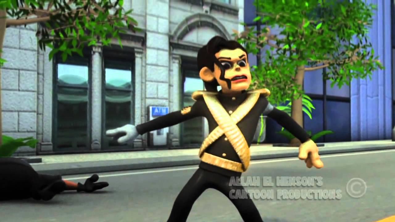 bad 3d cartoon version michael jackson youtube