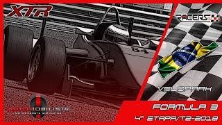 RacersAV Formula 3 @ Velopark - 4ª Etapa T2/2018