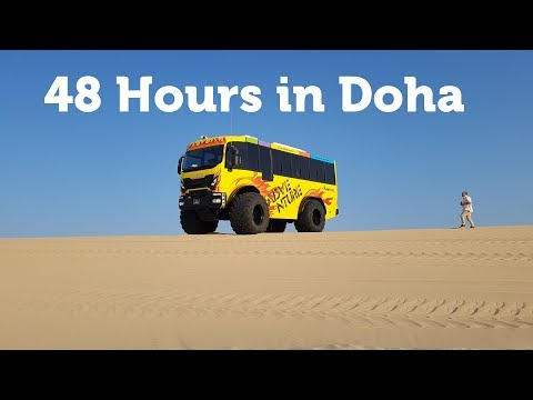 48 Hours in Doha