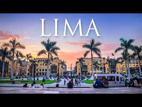 Lima, Perú 2016 - La Gran Metrópoli
