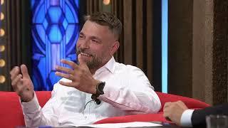 2. Ondřej Slačálek - Show Jana Krause 11. 9. 2019