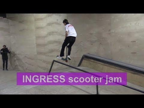 Соловьев Иван Vs Илья Суворов - INGRESS Scooter Jam