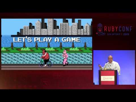 RubyConf 2015 - Hacking Spacetime for a Successful Career by