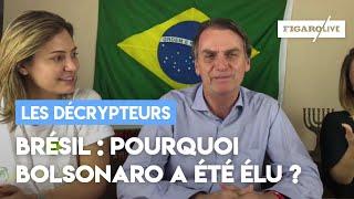 Brésil: pourquoi Bolsonaro a été élu ?